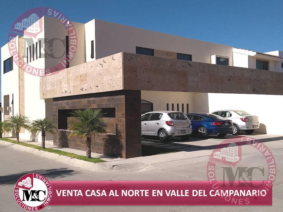 Foto Casa en Venta en  Fraccionamiento Valle del Campanario,  Aguascalientes  MC VENTA CASA AL NORTE EN VALLE DEL CAMPANARIO