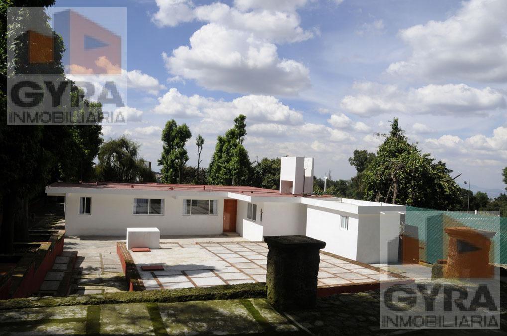 Foto Casa en condominio en Renta en  Cuajimalpa ,  Ciudad de Mexico  Exhacienda Buenaventura No. 1