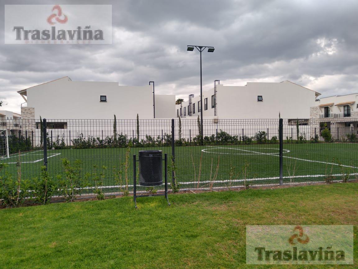 Foto Casa en Renta en  El Mayorazgo,  León  CASA FRENTE AREA VERDE!! CERCA DE PLAZA ALTACIA Y OUTLET MULZA