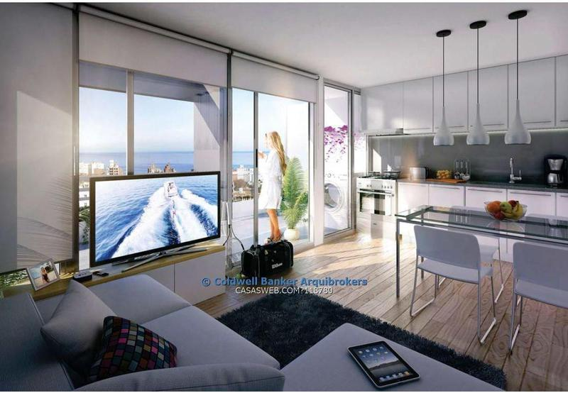 Foto Apartamento en Venta en  Centro (Montevideo),  Montevideo  Apartamento de 2 dormitorios en venta en Centro