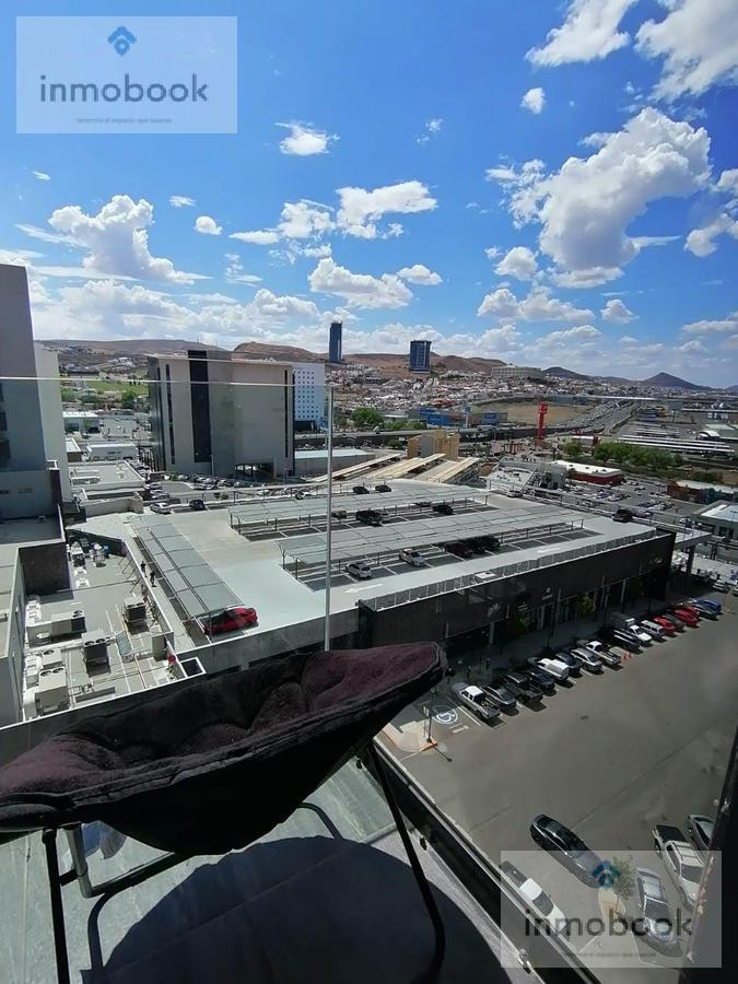Foto Departamento en Renta en  Zona comercial Plaza Saucito,  Chihuahua  DEPARTAMENTO EN RENTA METROLOFT D1. SERVICIOS INCLUIDOS,FACTURA