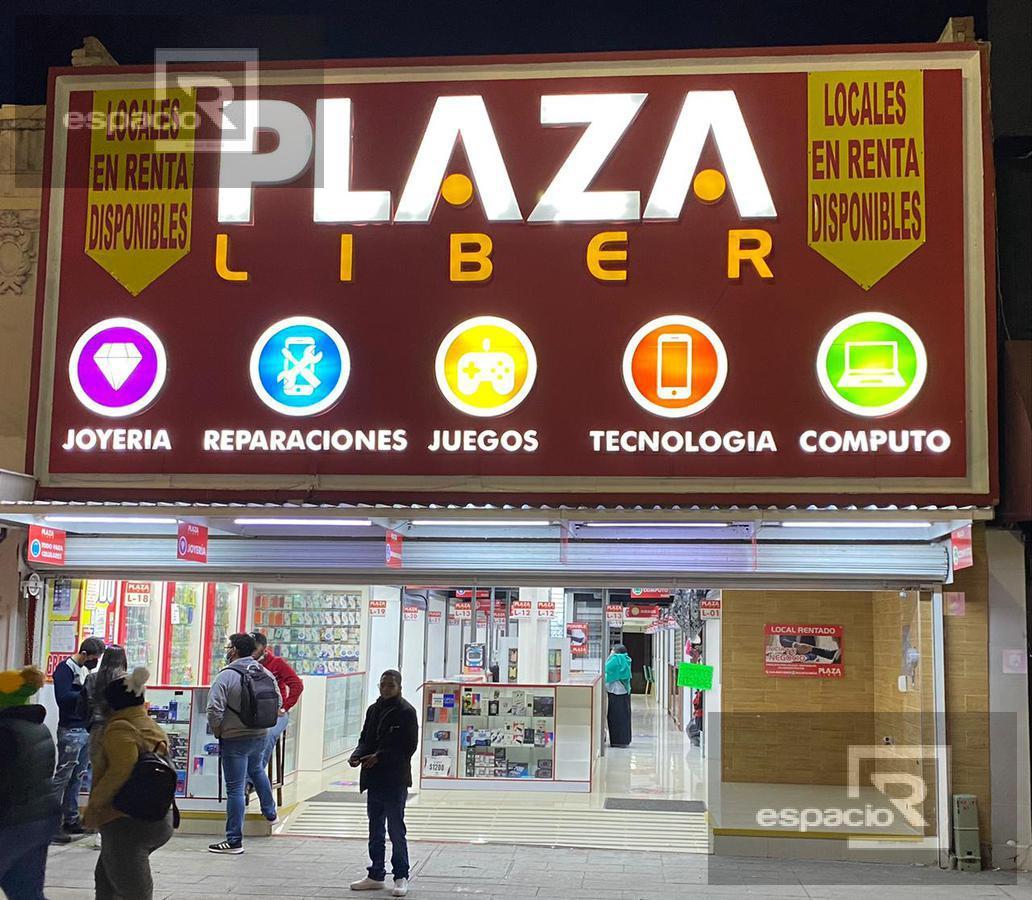 Foto Local en Renta en  Zona Centro,  Chihuahua          LOCALES EN RENTA EN PLAZA COMERCIAL  SOBRE CALLE LIBERTAD