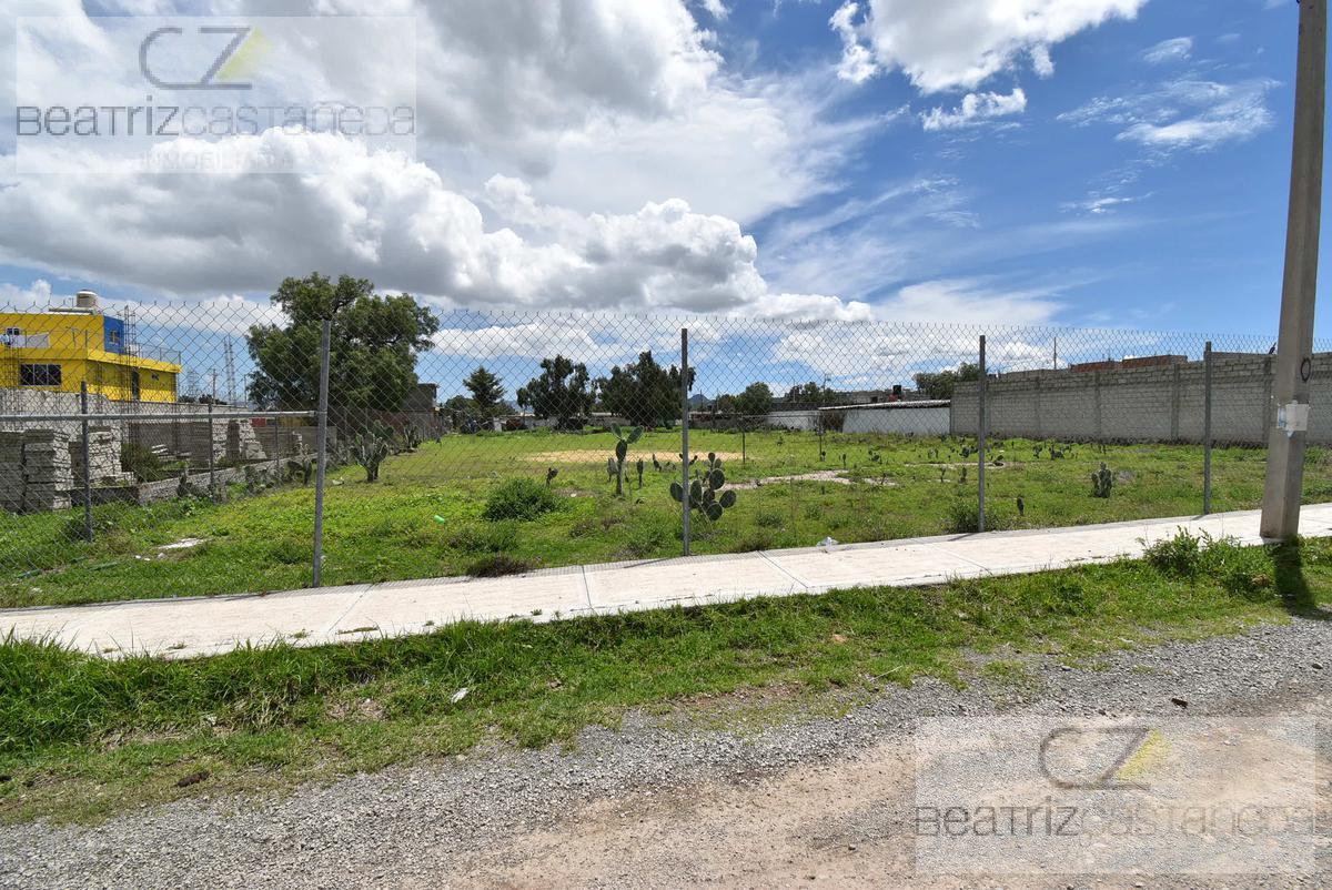 Foto Terreno en Venta en  Pueblo Villa Margarita,  Zempoala  TERRENO PLANO, VILLA MARGARITA, ZEMPOALA