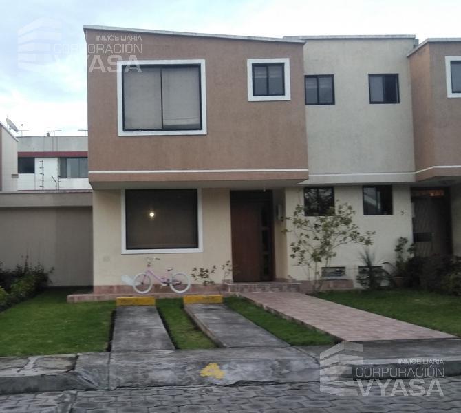 Foto Casa en Venta en  Los Chillos,  Quito  Valle de los Chillos - Conocoto, casa de venta al 110 M2