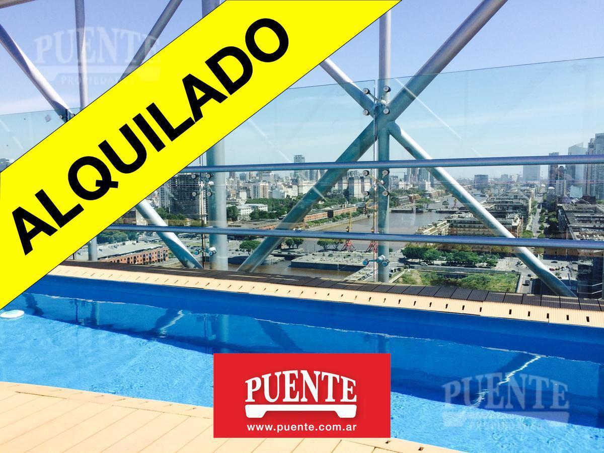 Foto Departamento en Alquiler en  Puerto Madero ,  Capital Federal  Art Maria 2 amb con cochera! Apto Profesional