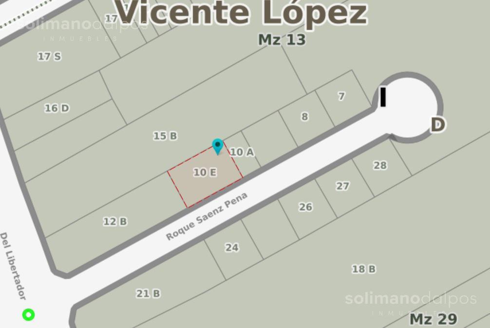 Foto Terreno en Alquiler | Alquiler temporario en  Olivos-Vias/Rio,  Olivos  Roque saenz peña  al 400