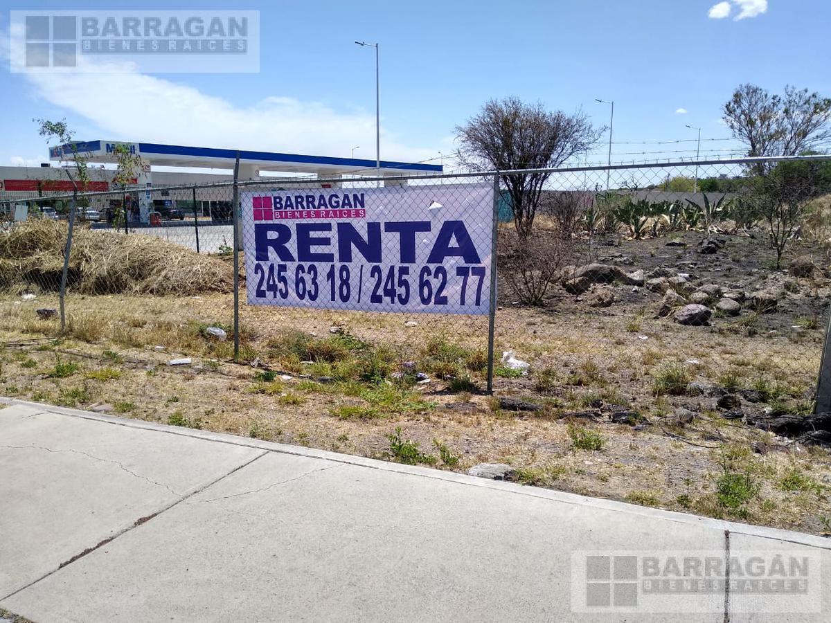 Foto Terreno en Renta en  Juriquilla,  Querétaro  Lote de Terreno en Renta Uso de suelo Mixto Paseo de la República
