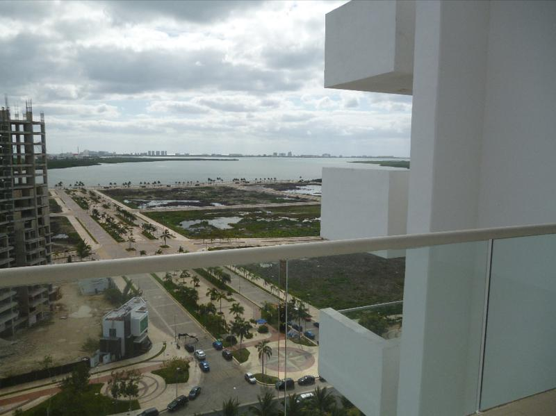 Foto Departamento en Renta en  Cancún Centro,  Cancún  Departamento en renta de 1 recámara, en Cancún, Torre Miami en Malecon Américas