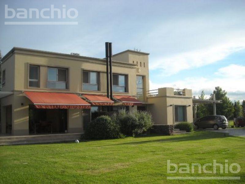 LOS ALAMOS CLUB DE CAMPO 00 , Ibarlucea, Santa Fe.  de Casas - Banchio Propiedades. Inmobiliaria en Rosario