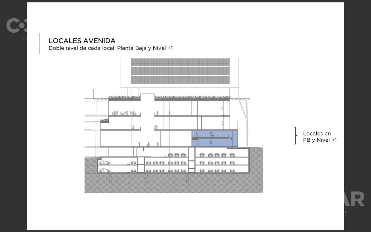 Foto Local en Venta en  Nueva Cordoba,  Capital  Av Velez Sarsfield al 1100