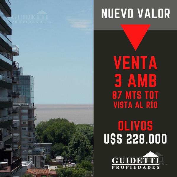 Foto Departamento en Venta |  en  Olivos-Vias/Rio,  Olivos  JUAN BAUTISTA ALBERDI al 600