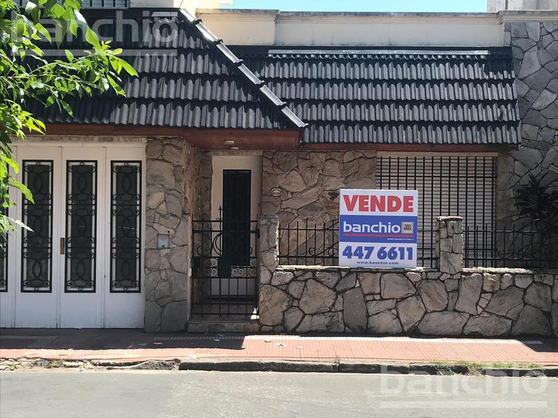 Juan Jose Paso al 900, Rosario, Santa Fe. Venta de Casas - Banchio Propiedades. Inmobiliaria en Rosario