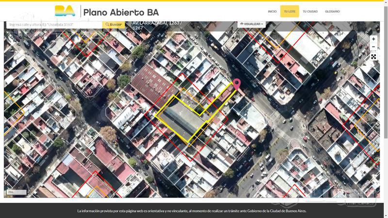 Foto Terreno en Venta en  Mataderos ,  Capital Federal  Av Larrazabal al 1200 Importante Terreno