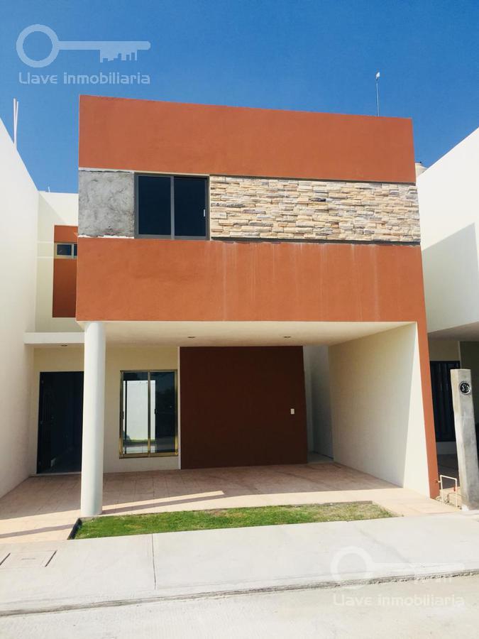 Foto Casa en Venta en  Zona industrial Ciudad Induistrial,  Villahermosa  Casa nueva en Venta Real de Palmas Indeco