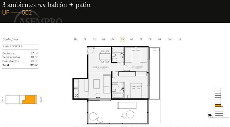 Foto Departamento en Venta en  Nuñez ,  Capital Federal  CRISOLOGO LARRALDE al 2200