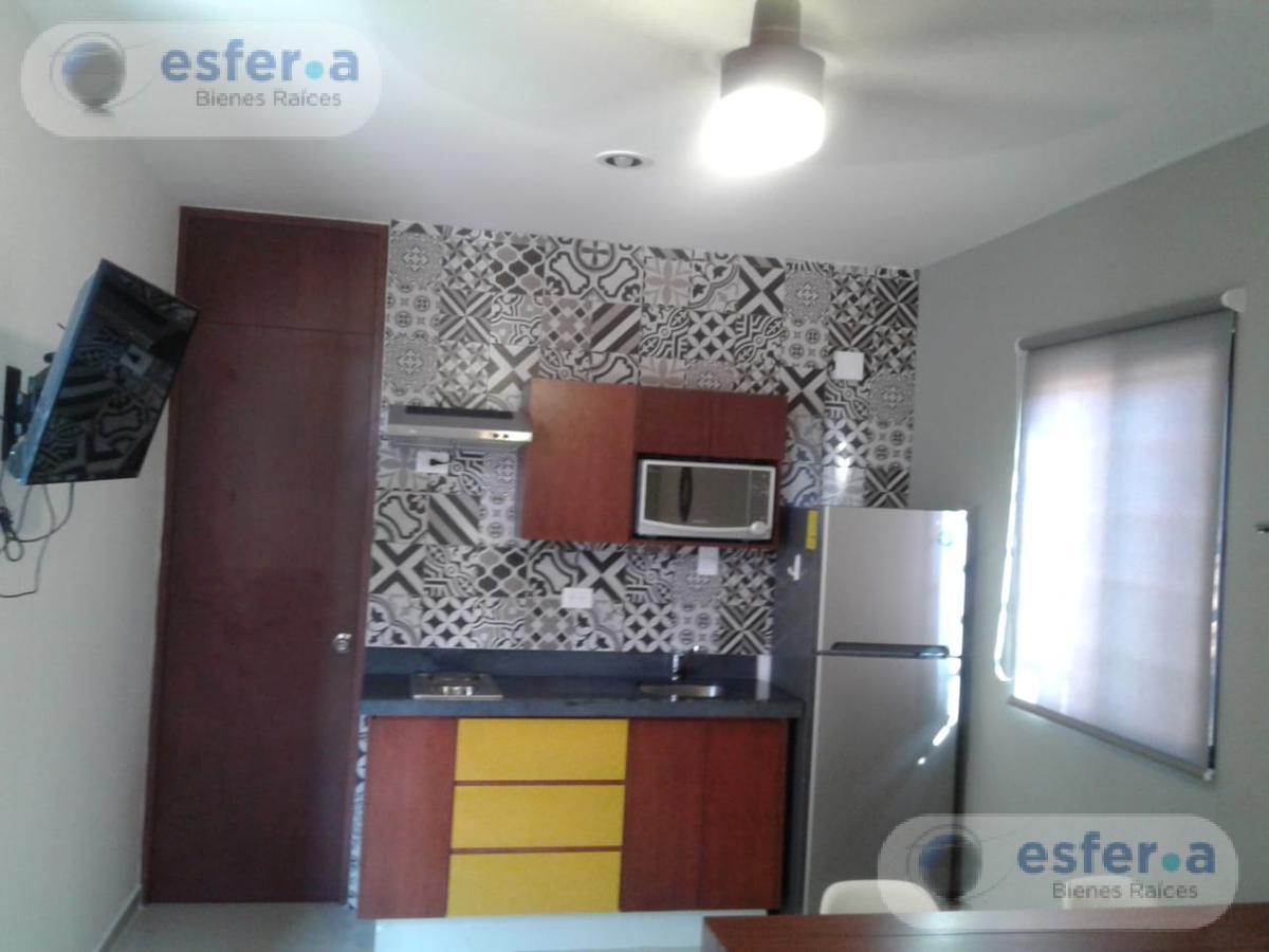 Foto Departamento en Renta en  Montecarlo Norte,  Mérida  Departamentos en renta amueblados Nuevos en Mérida Zona Norte