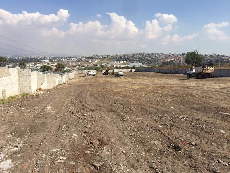 Foto Terreno en Renta en  San Jerónimo Caleras,  Puebla  San Jerónimo Caleras