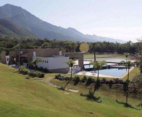 Foto Terreno en Venta en  Antigua Hacienda Santa Anita,  Monterrey  Terrenos en Venta Carretera Nacional