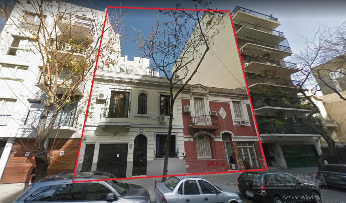 Foto Terreno en Venta en  Belgrano ,  Capital Federal  AMENABAR AL 1000 DOBLE FRENTE