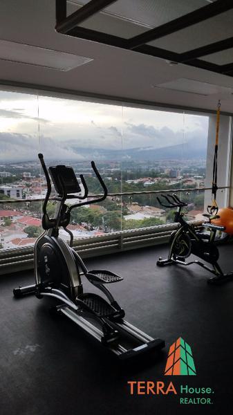 Foto Departamento en Renta en  Mata Redonda,  San José  SE ALQUILA APARTAMENTO CONTEMPORANEO, UNA HABITACION.