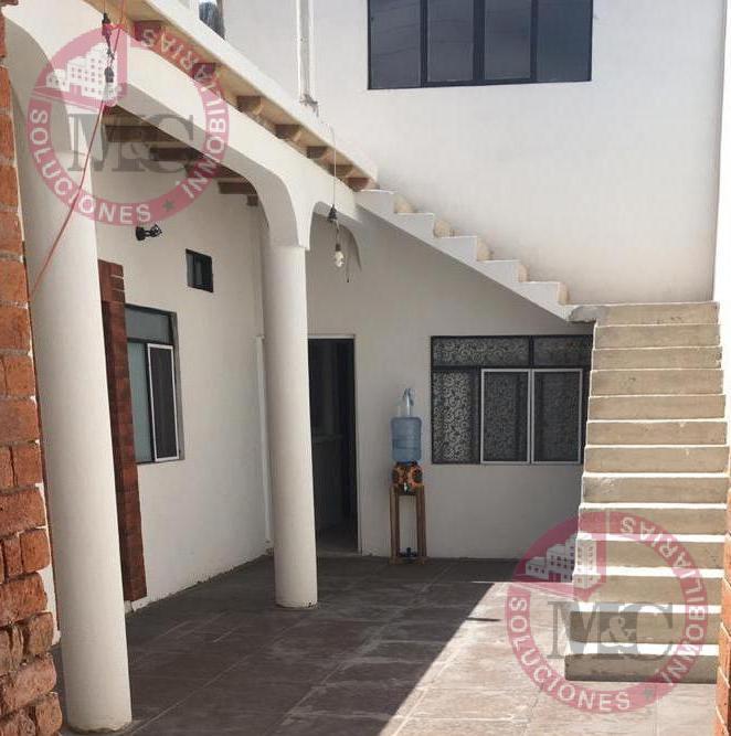 Foto Casa en Venta en  Del Carmen,  Aguascalientes  VENTA CASA PARA INVERSION CON DEPARTAMENTOS EN COL. DEL CARMEN, CENTRO, AGS.