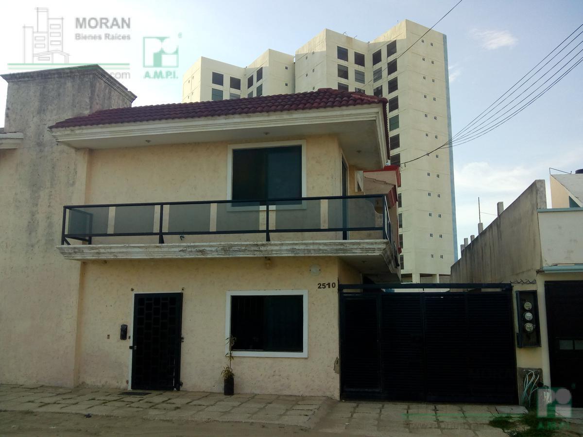 Foto Casa en Venta en  Petroquímica,  Coatzacoalcos  Jhon Spark No. 2510 - 3 colonia Petroquimica