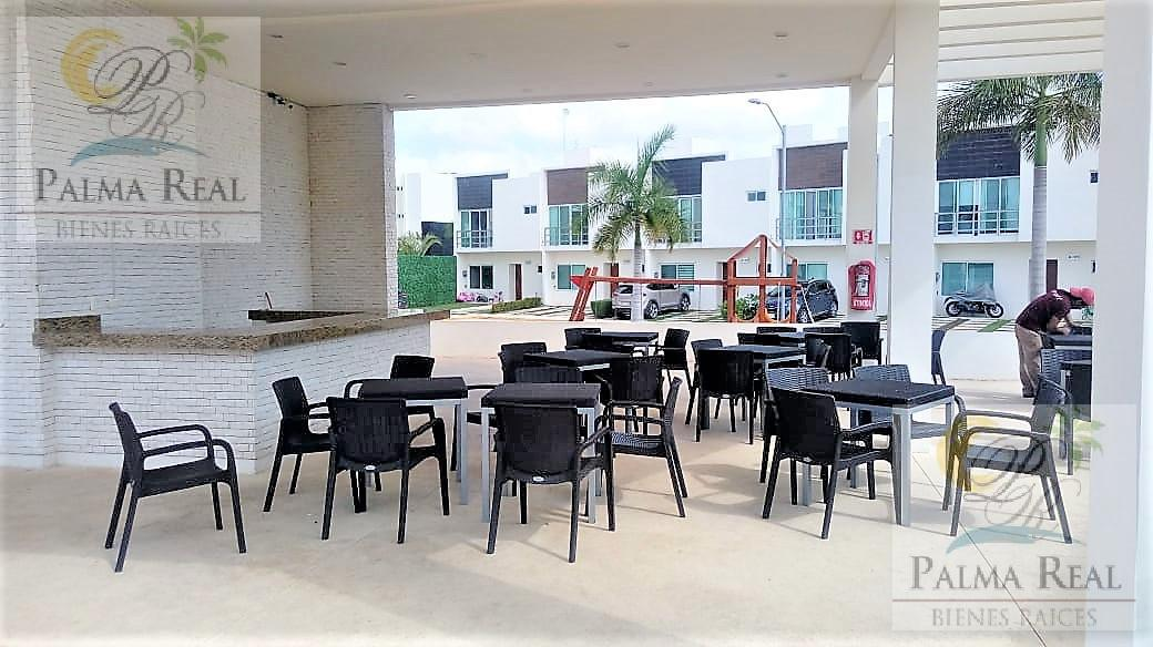 Foto Casa en Renta en  Supermanzana 310,  Cancún  HERMOSA CASA CON O SIN MUEBLES
