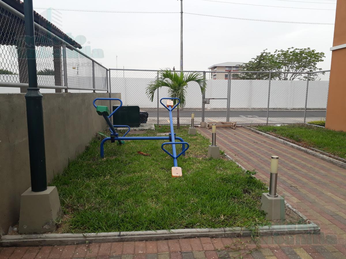 Foto Departamento en Venta |  en  Norte de Daule,  Daule  DE  OPORTUNIDAD  HERMOSO  DEPARTAMENTO PLANTA BAJA  A ESTRENAR   VÍA  SAMBORONDON  SALITRE
