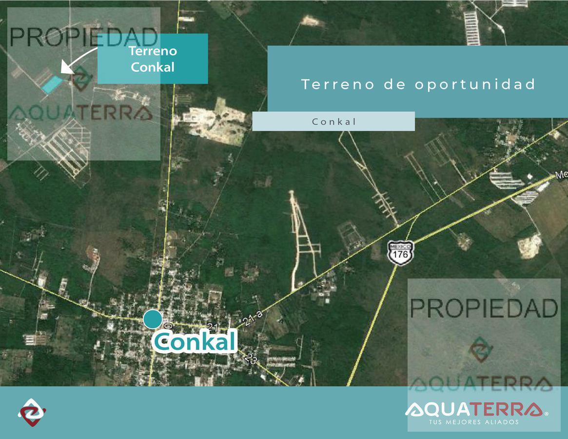Terreno en Conkal 3.9 Ha