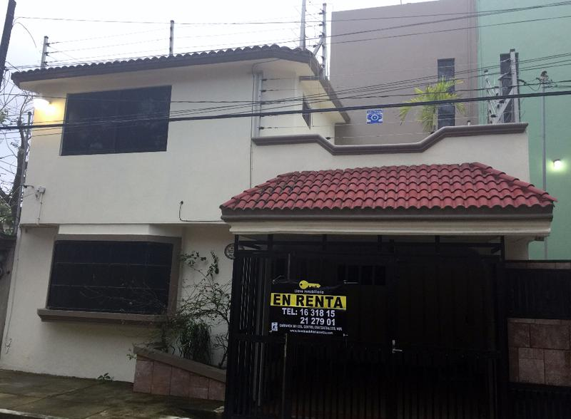 Foto Casa en Renta en  Puerto México,  Coatzacoalcos  Casa en Renta, Marcos Heredia, col. Puerto Mexico.