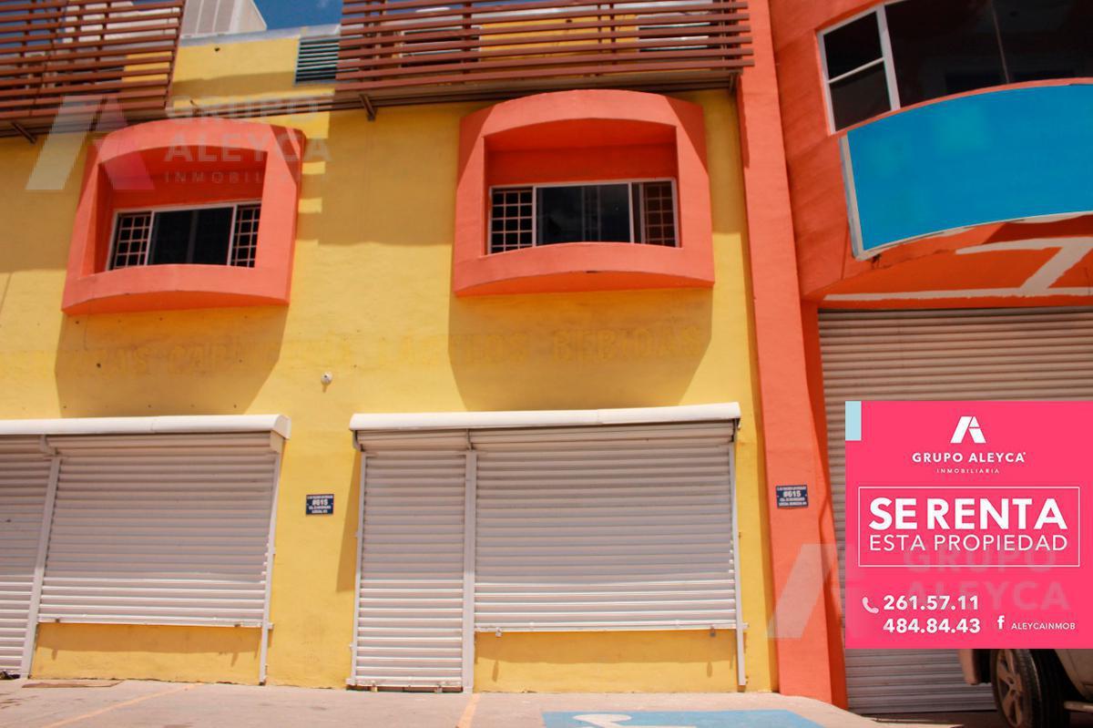 Foto Bodega Industrial en Renta en  20 Aniversario,  Chihuahua  20 Aniversario
