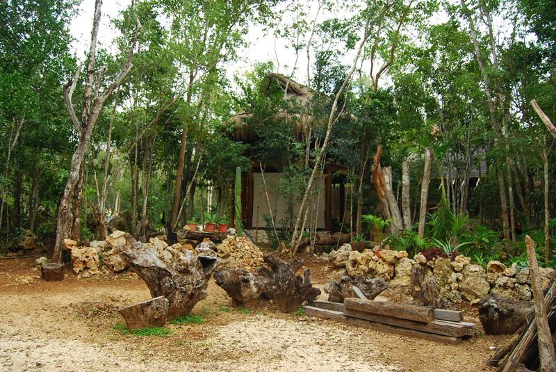 Foto Casa en Venta en  Playa del Carmen,  Solidaridad  2 Casas Ecologicas en Pueblo Sac be Playa del Carmen P1300