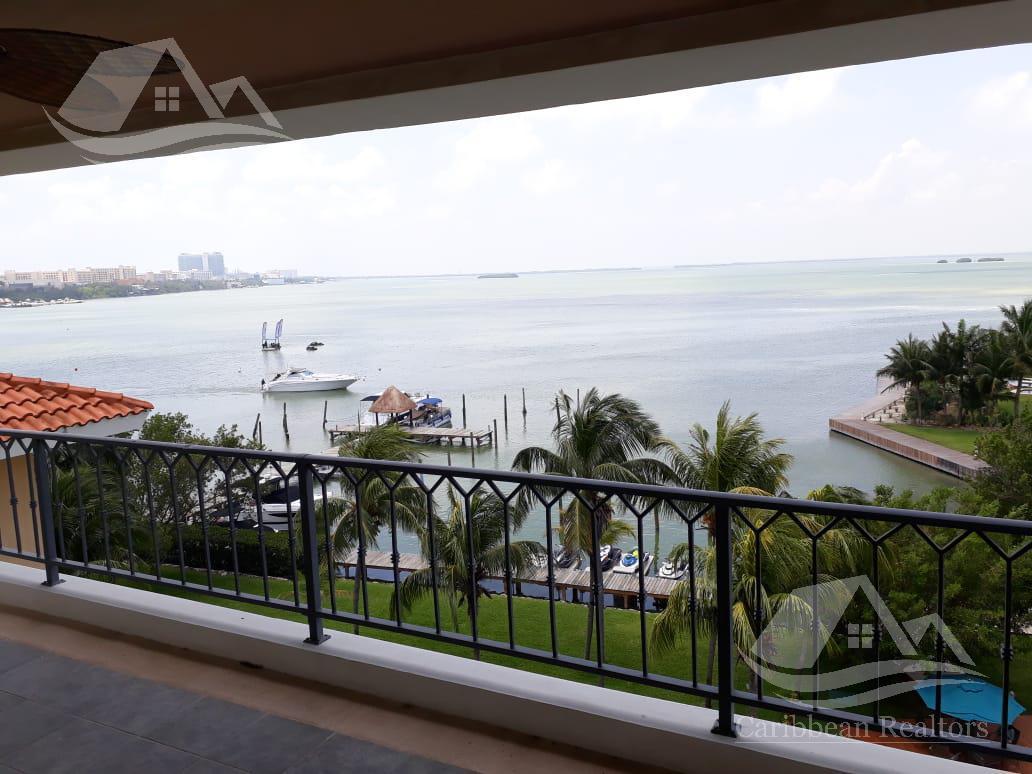 Foto Departamento en Renta en  Cancún ,  Quintana Roo  Departamento en renta en isla dorada Cancun / Zona hotelera