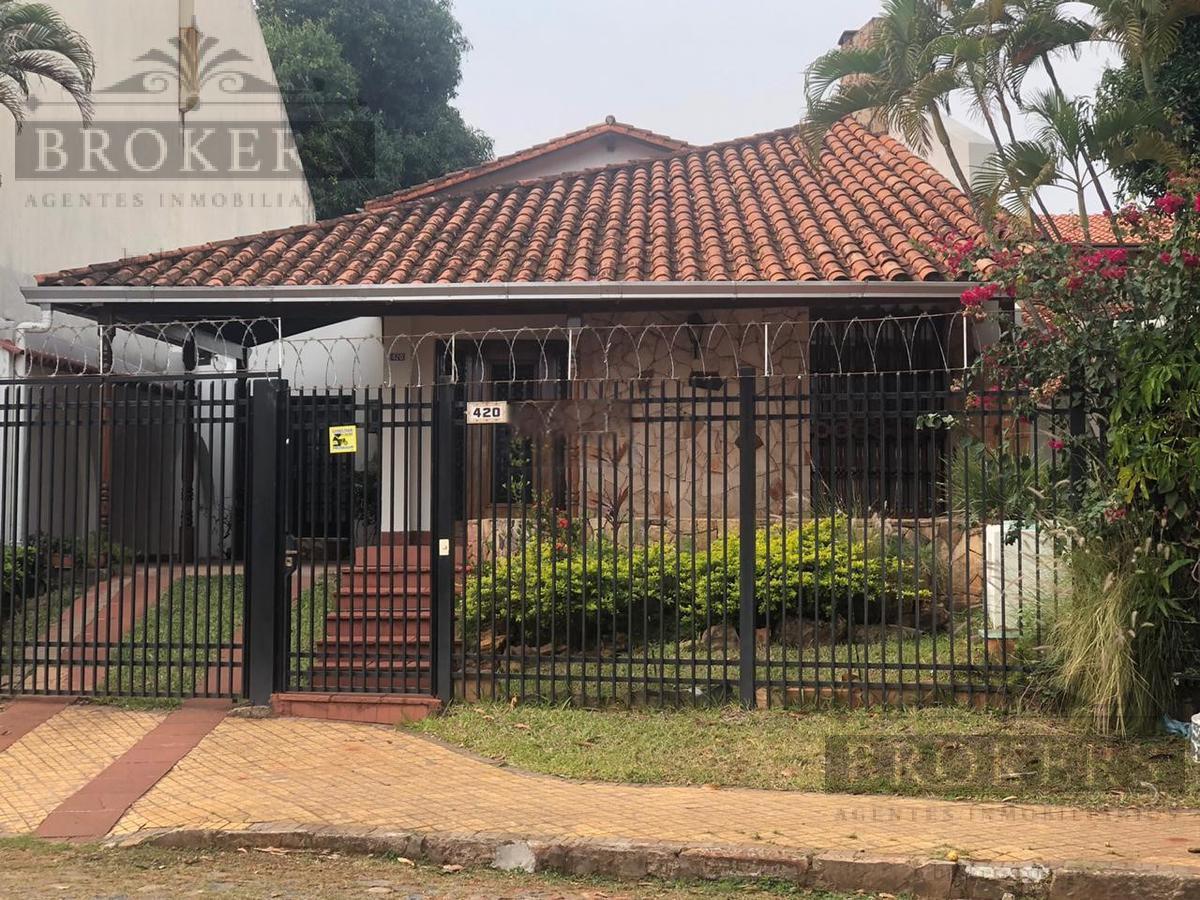 Foto Casa en Alquiler en  Villa Morra,  La Recoleta  Alquilo Casa Con Piscina De 4  Dormitorios En Zona Manora Plaza
