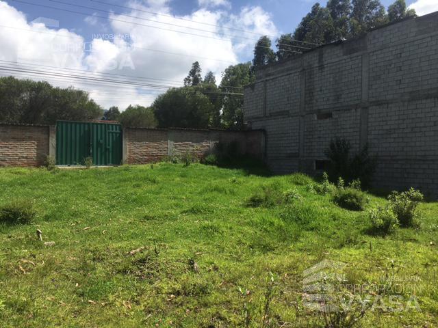 Foto Terreno en Venta en  Los Chillos,  Quito  Valle de Los Chillos - Alangasí, Terreno en venta de 2.400 m2