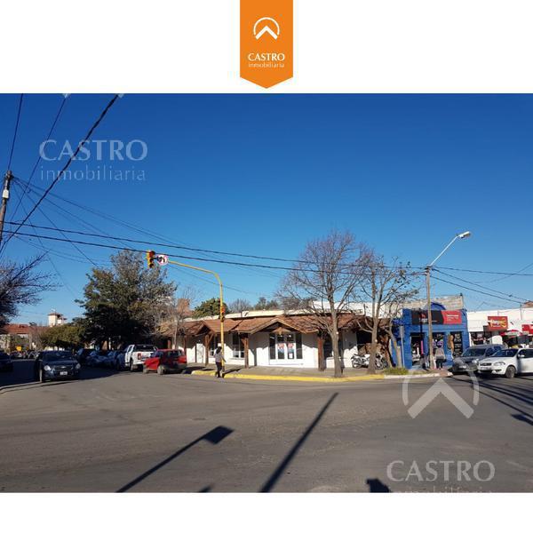 Foto Local en Alquiler en  Centro,  Merlo  Pringles y Los Almendros