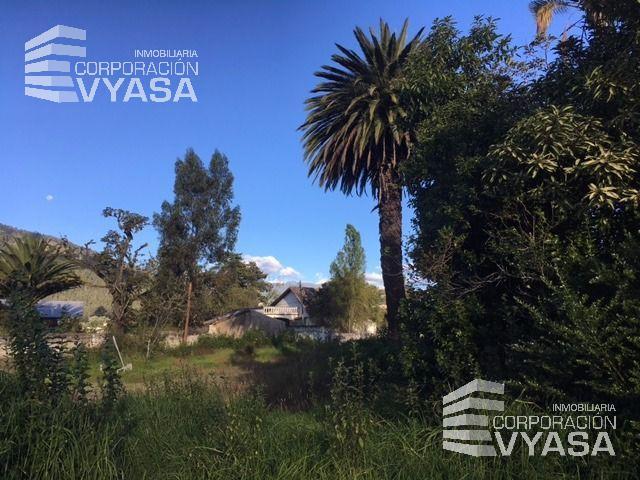 Foto Terreno en Venta en  La Armenia,  Quito  VALLE DE LOS CHILLOS  - LA ARMENIA, TERRENO EN VENTA, 1.650,86  M2 LOTE No. 1