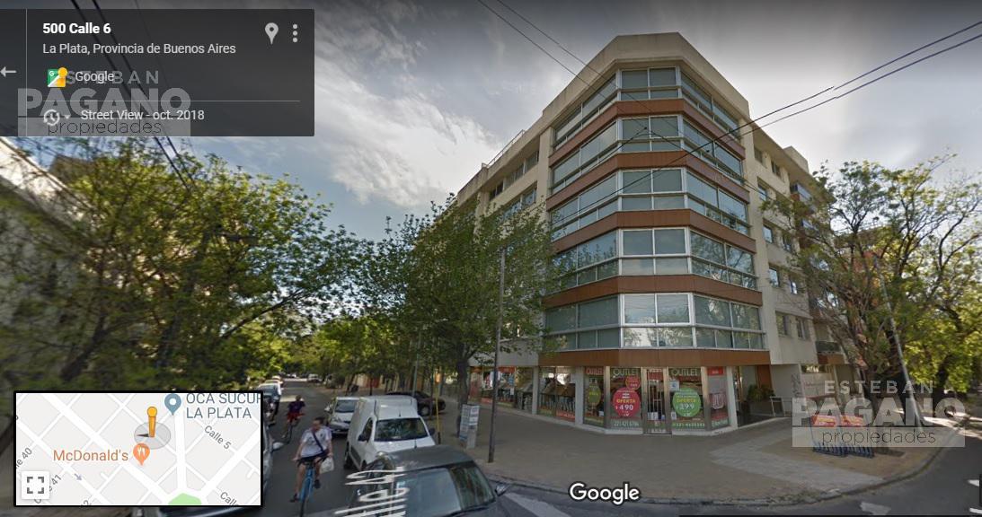 Foto Departamento en Venta en  Barrio Norte,  La Plata  6 esq 42 nº 495