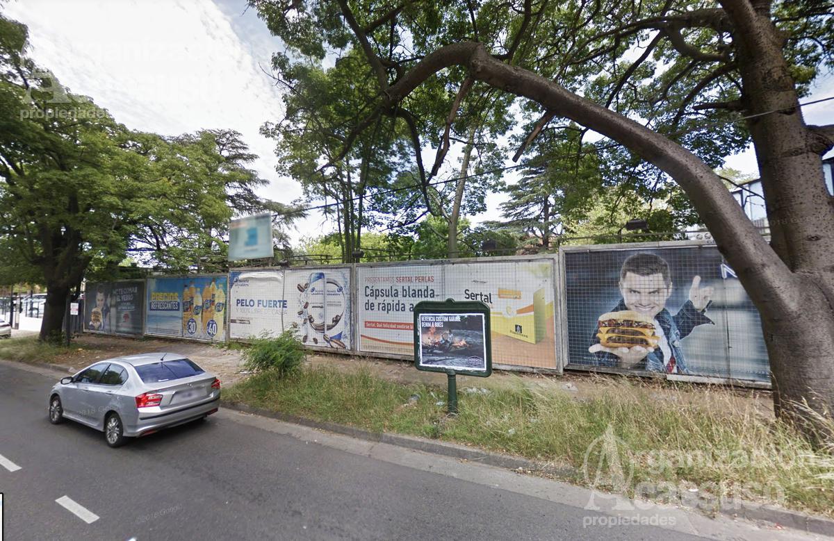 Foto Terreno en Venta |  en  La Lucila,  Vicente López  Av. DEL LIBERTADOR al 3500
