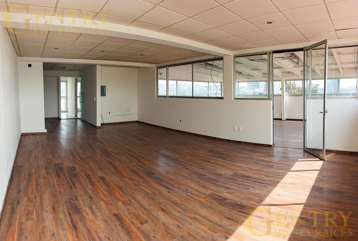 Foto Oficina en Renta en  San Angel Inn,  Alvaro Obregón  OFICINA EN RENTA CON INCREÍBLE ESPACIO DE TERRAZA
