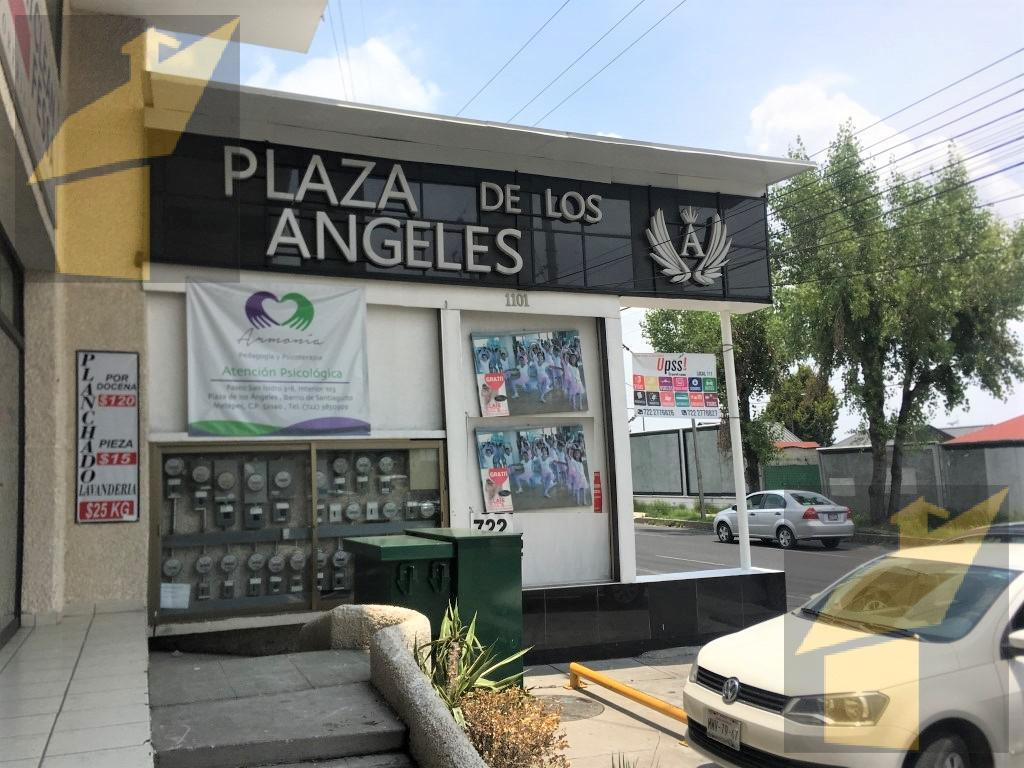 Foto Local en Renta en  Santiaguito,  Metepec  Santiaguito