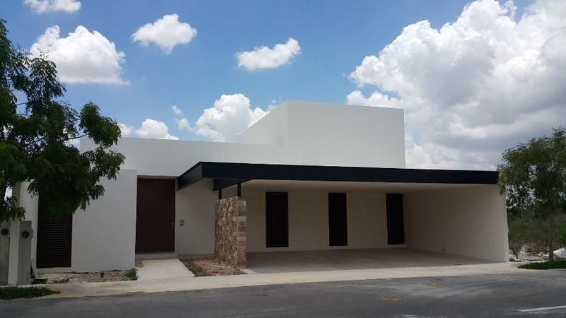 Foto Casa en condominio en Venta en  Temozon Norte,  Mérida  Casa en venta una Planta  Privada Solasta Temozón, Mérida Yucatán