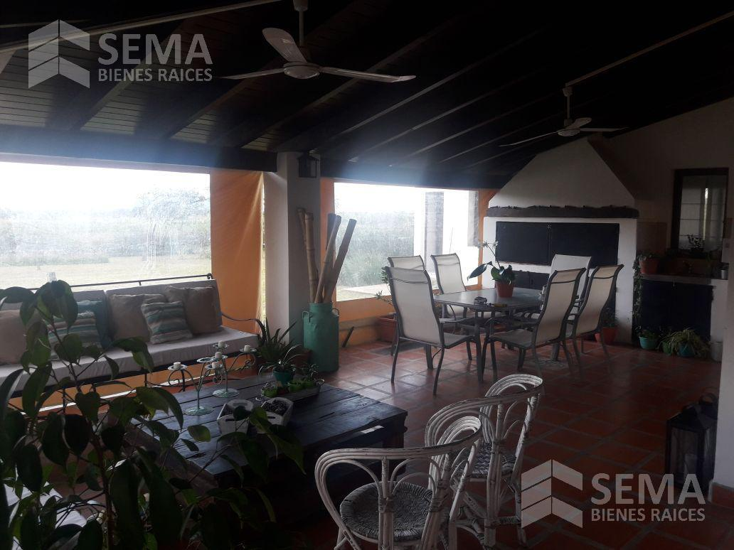 Foto Casa en Alquiler en  San Agustin,  Cerrillos  Casa 4 Dorm. Club de Campo CAPIASU