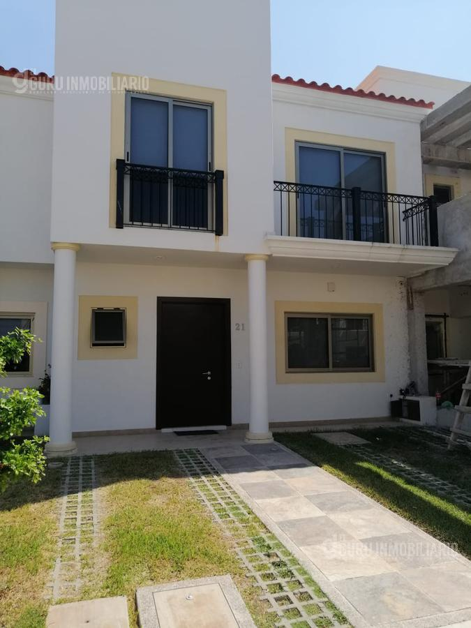 Foto Casa en Renta en  Fraccionamiento Mediterráneo Club Residencial,  Mazatlán  Casa Amueblada En Renta en Mediterráneo Club Residencial $ 21,000.00