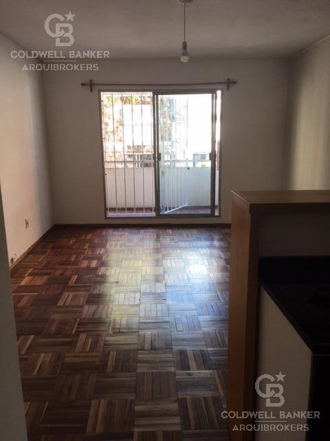 Foto Apartamento en Alquiler en  Cordón ,  Montevideo  Apartamento 1 dormitorio en alquiler en Cordón Sur