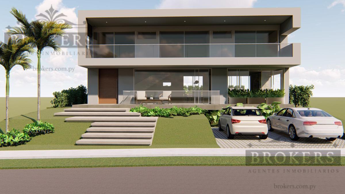 Foto Casa en Venta en  Altos ,  Cordillera  Vendo Residencia De 4 Suites a Estrenar En Aqua Village