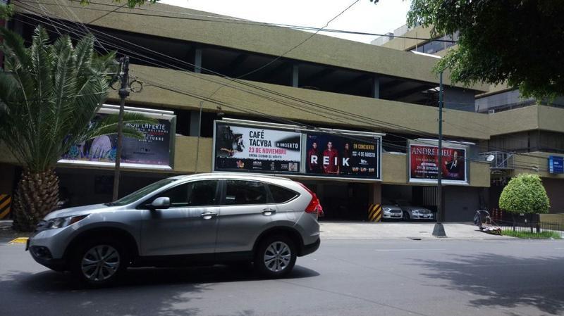 Foto Edificio Comercial en Venta en  Miguel Hidalgo ,  Ciudad de Mexico  EDIFICIO EN VENTA EN AV. EJERCITO NACIONAL POR POLANCO