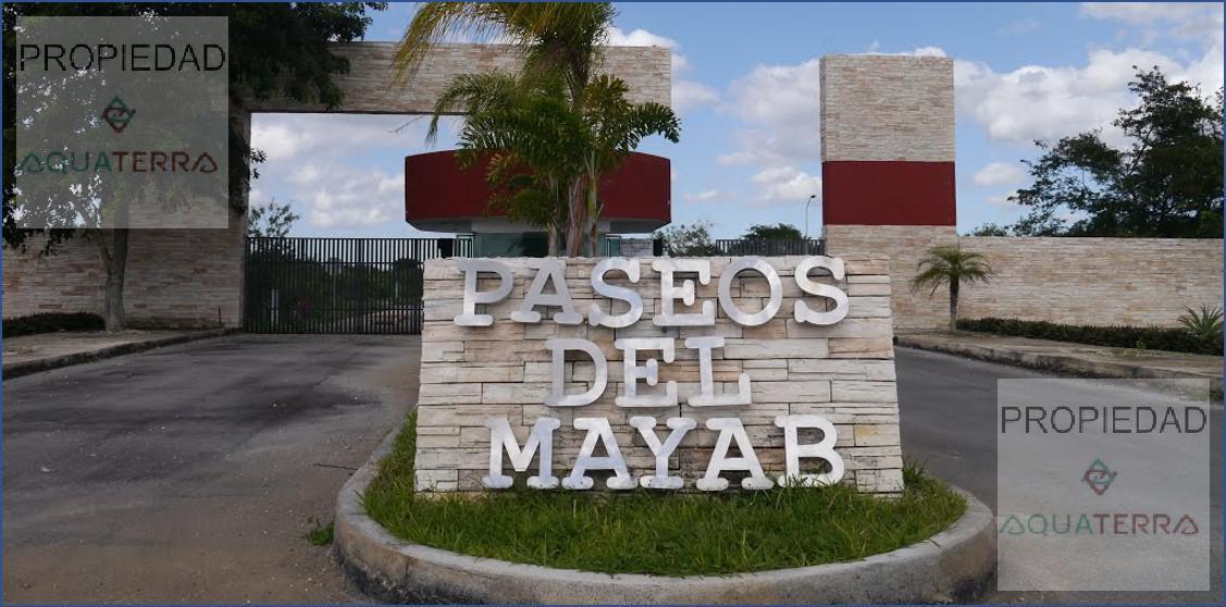 Paseos del Mayab Lote 54