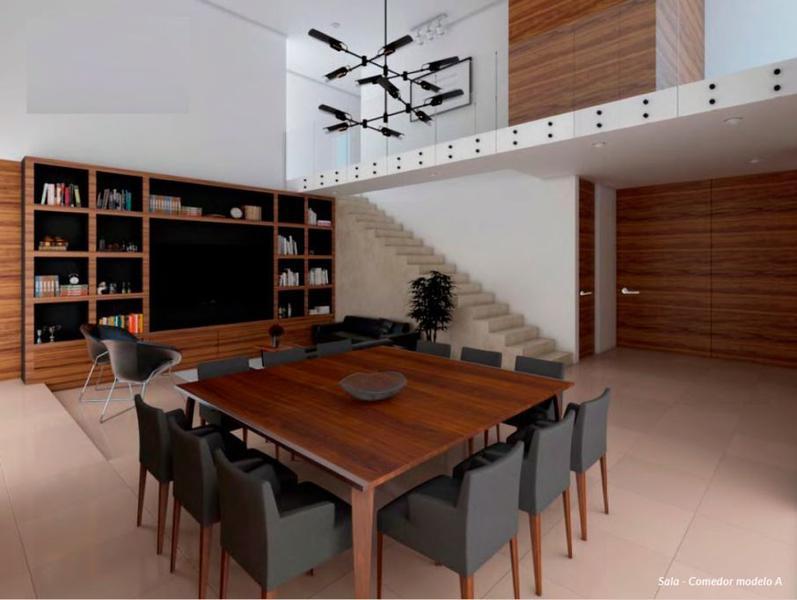 Foto Casa en condominio en Venta en  Temozon Norte,  Mérida  Casa en venta Privada Solasta (Mod A) Mérida Yucatán