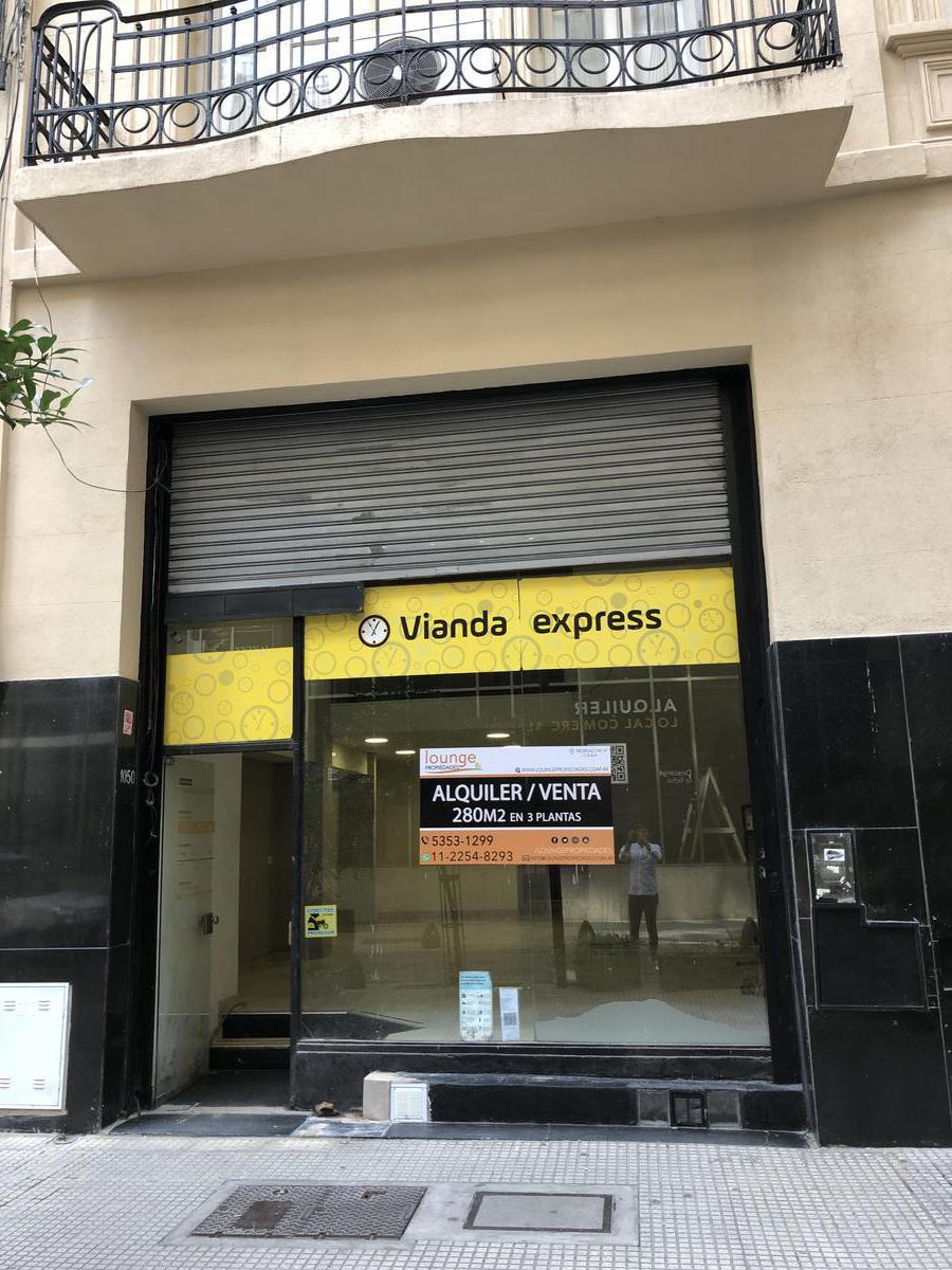 Foto Local en Venta en  Retiro,  Centro (Capital Federal)  Esmeralda  retiro